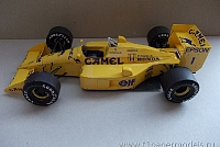 Lotus 100T GP Portugal 1988 Piquet 2
